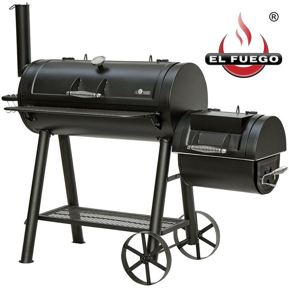 Гриль EL FUEGO BUFFALO барбекю, коптильня