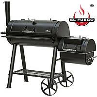 Гриль EL FUEGO BUFFALO барбекю, коптильня, фото 1
