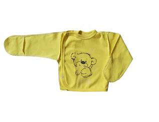 Сорочечки/Кофтинки для новонароджених
