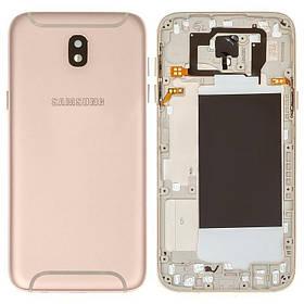 Задня кришка Samsung J530 (J5-2017) OR Gold