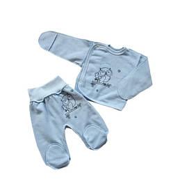 Костюми сорочечка/боді/пісочник + повзунки комплекти