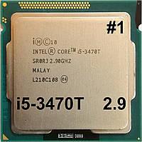 Процессор ЛОТ #1 Intel Core i5-3470T L1 SR0RJ 2.9GHz up 3.6GHz 3M Cache Socket 1155 Б/У