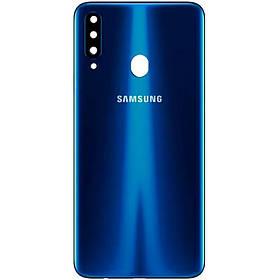 Задня кришка Samsung A207F (A20s-2019) Blue OR