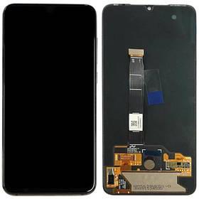 LCD Xiaomi Mi9 + touch Black (OLED)