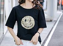 Женская футболка  CC-8240-10