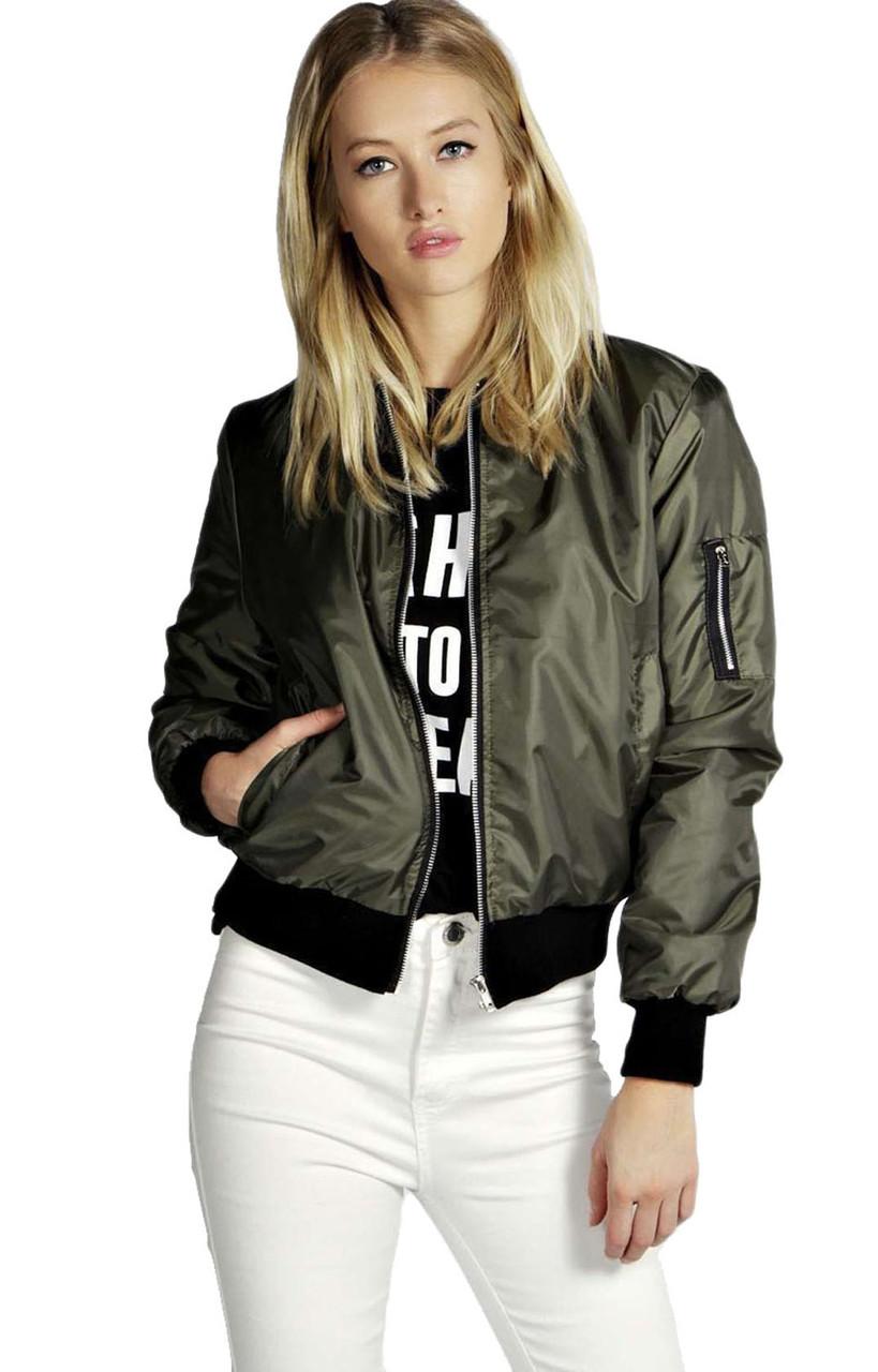Женская куртка CC-6515-40