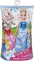 Лялька Попелюшка з платтям та черевиками Disney Princess Cindy with Extra Fashion Doll
