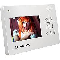 """Цветной видеодомофон Tantos Lilu lux 4.3"""""""