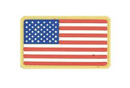 Нашивка флаг USA [GFC Tactical](для страйкбола)