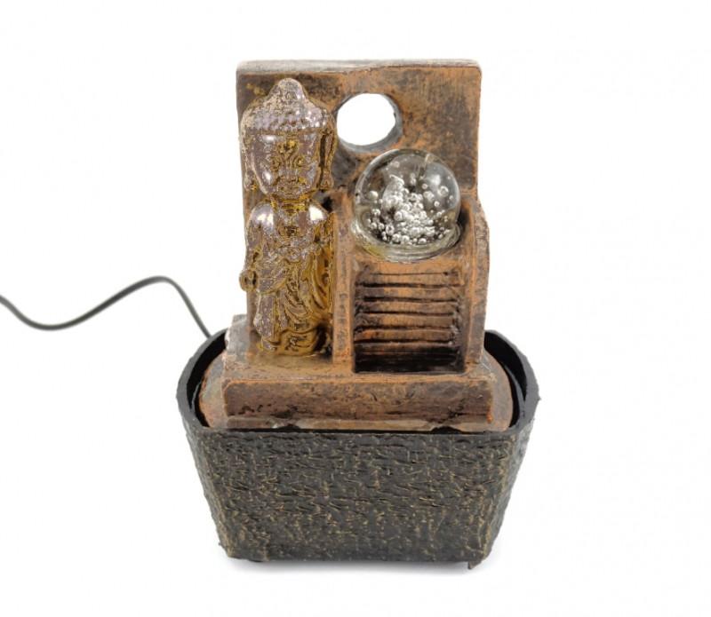 9070051 співоча Чаша з резонатором у коробці пр-во Непал Рожева
