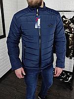 Куртка Puma демисезон тёмно-синяя