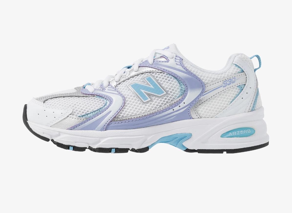 """Кросівки New Balance 530 """"Білі"""""""