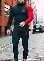 Мужской спортивный костюм  размер L (48) CC-7653-35