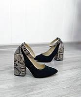 Женские туфли на высоком каблуке, фото 1