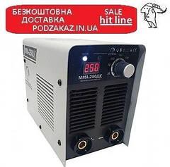Сварочный аппарат СТАЛЬ ММА-250 ДК