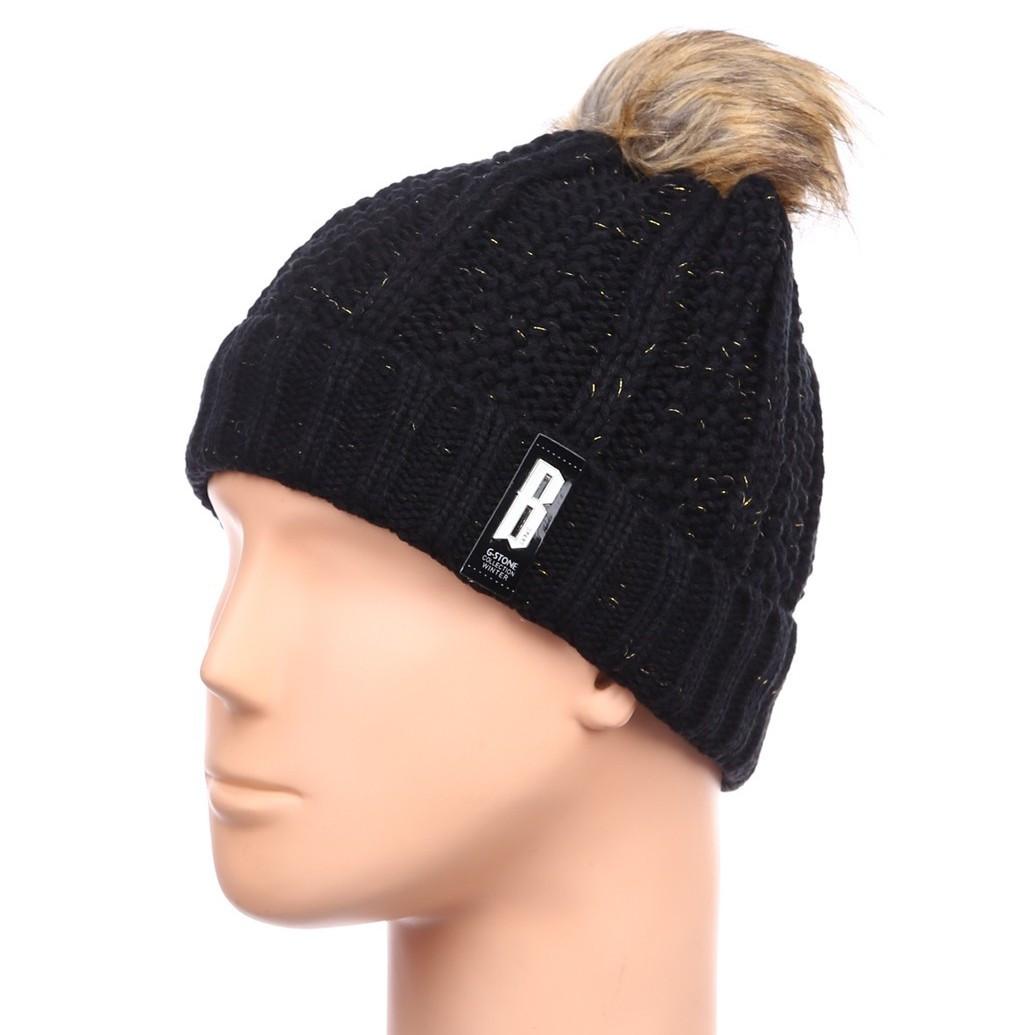 Жіноча шапка CC-7911-10