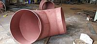 Відвід сталевий 630х10 мм ГОСТ 10704-91, фото 1