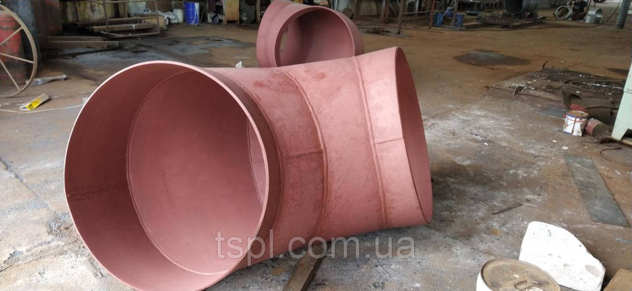 Відвід сталевий 820х14 мм ГОСТ 10706-76