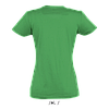 Футболка женская Imperial Women, Kelly-green_272, SOL'S, размеры от S до 2XL, плотность 190 г/м2, фото 3