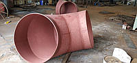 Отвот сталевий 1120х10 мм ГОСТ 10706-76, фото 1