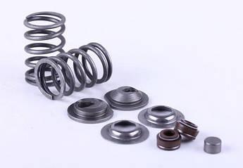 Клапанний механізм комплект (пружини, тарілки, сальн.клап.) на 2 кл. - 177F