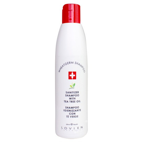 Дезінфікуючий шампунь з маслом чайного дерева Lovien Essential Sanitizer Shampoo 250 мл