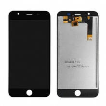 Дисплей Blackview Ultra Plus с сенсором (тачскрином) черный