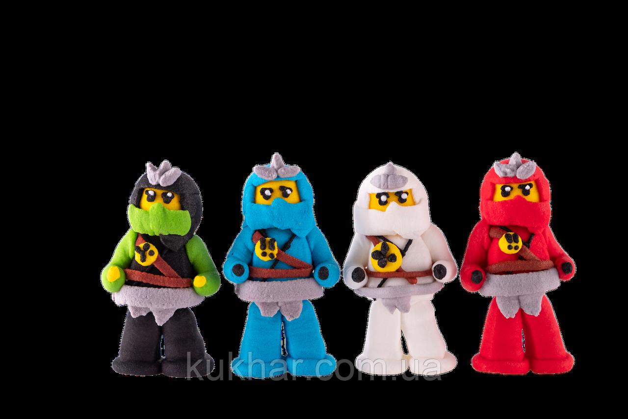 """Набір """"Казкові герої №4 """"Лего Ніндзяго"""