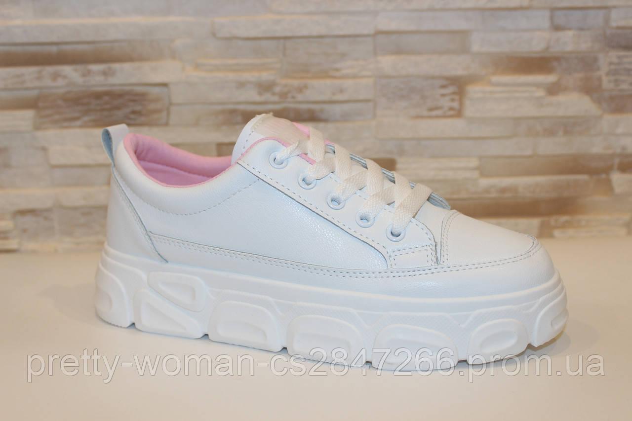 Кросівки жіночі білі Т1222