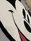 """Бесплатная доставка! Утепленный коврик """" Микки""""  (150 см диаметр), фото 4"""