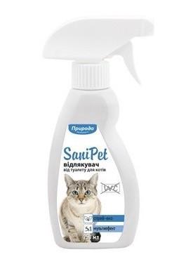 Спрей відлякування від туалету для котів 250 мл Природа
