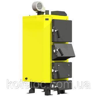 Твердотопливный котел длительного горения KRONAS UNIC-P 98 кВт