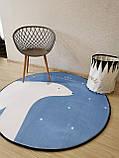 """Бесплатная доставка! Утепленный коврик """"Умка""""  (150 см диаметр), фото 3"""