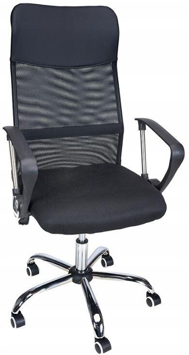 Крісло Bonro Manager чорне 2 шт 47000010