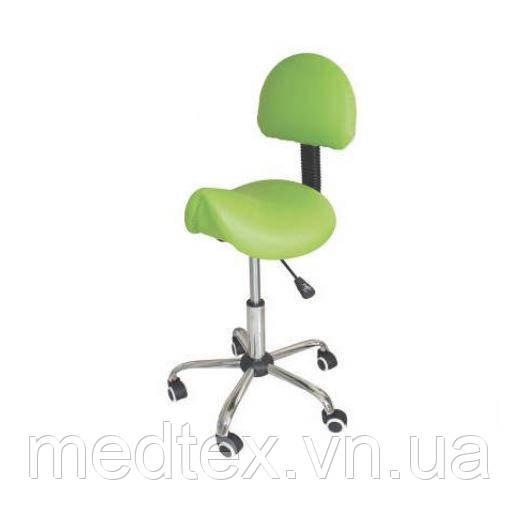 Стул-седло для врача стоматолога, косметолога