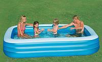 Надувной бассейн «Океан». Бассейн Intex 58484 для детей от 6 лет