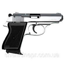 Стартовий пістолет Voltran Ekol Major Chrome 12171