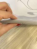 """Бесплатная доставка! Утепленный коврик """"Милые зайки""""  (150 см диаметр), фото 5"""