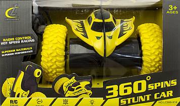 Машина на керув. 18см.,трюкова,поворот 360,в кор-ці,28х17х19см №LC999-X14(12)