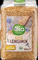Органическое льняное семя dm Bio Leinsamen Gold, 500 гр