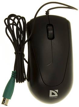 Мишка Defender Optimum MB-150 black PS/2№52150