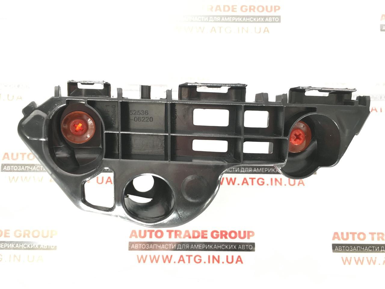 Кріплення переднього бампера ліва Toyota Camry V70 2018 - 2020 52536-06210