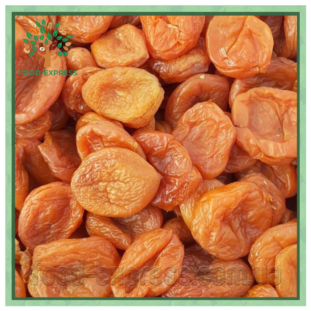 Курага желтая Таджикистан 200 г, Сухофрукты из абрикоса, сушеный абрикос жёлтый