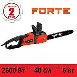 Электропила Forte FES 26-40