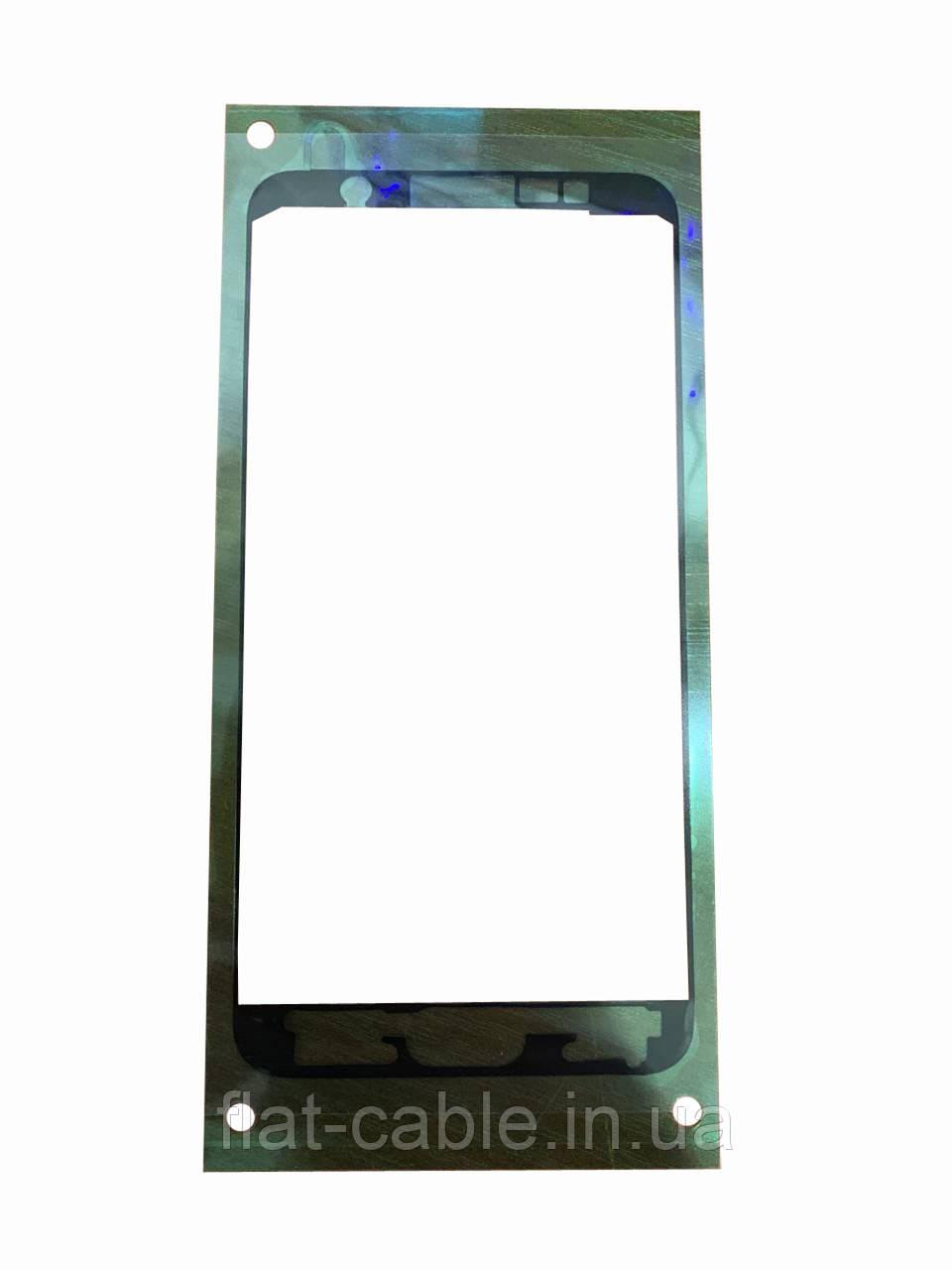 Стикер-проклейка (двухсторонний скотч) дисплея Samsung J710