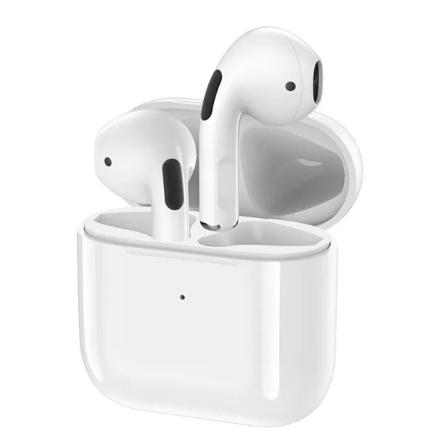 Беспроводные Bluetooth Наушники Remax TWS-10  Original Белые