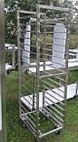 Візок шпилька кондитерска 470х600х1800 18 ур., фото 4