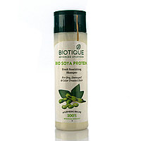 Шампунь для сухих и поврежденных волос «Био Соевый Протеин» /Bio Soya Protein, Biotique / 120 ml