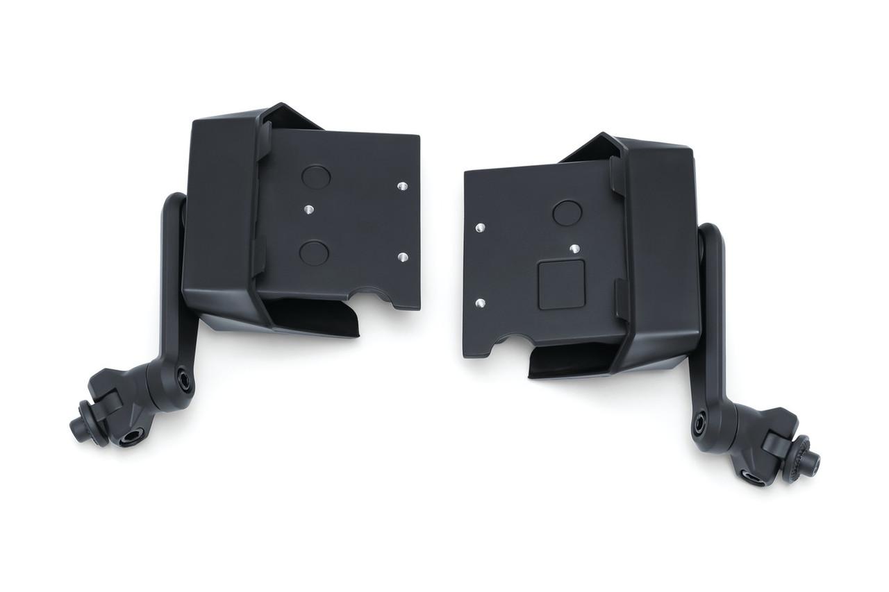 Кріплення для водійських виносних підніжок (чорні) для GL1800-2018