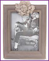 """Рамка для фотографий фоторамка Babyroom """"Розовый цветок"""" фото 13х18см BD-447-313"""